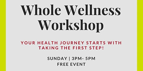 Whole Wellness Within tickets
