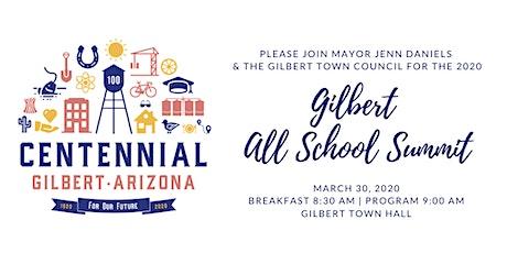 Gilbert All Schools Summit tickets
