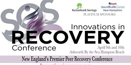 SOS Innovations in Recovery Conference 2020 tickets