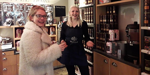 London Chocolate and Tea Tours : Morning Session