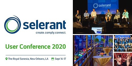 Selerant User Conference 2020 tickets