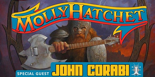 "Molly Hatchet ""Battleground Tour"" with John Corabi"