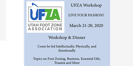 Utah Foot Zone Conference 2020 tickets