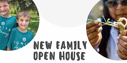 New Family Open House