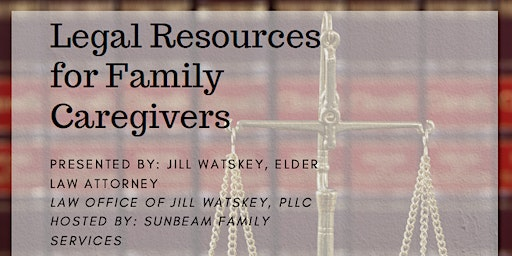 Legal Resources for Family Caregivers