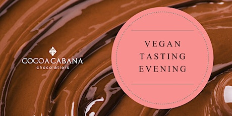 Cocoa Cabana Vegan tasting evening tickets