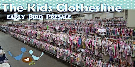 The Kids Clothesline Early Bird Presale tickets