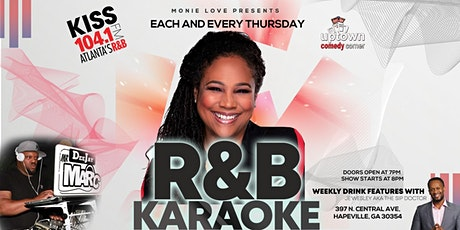 Monie Love R&B Karaoke tickets