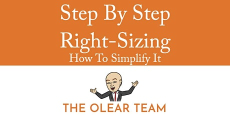 Step By Step Right-Sizing – How To Simplify It tickets