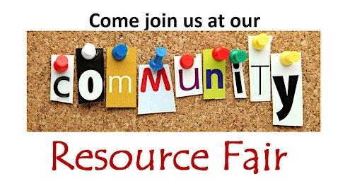 Community Resource Fair Vendor Registration