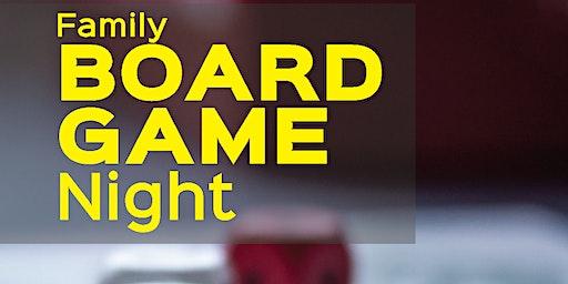 Board Game Night (Families)