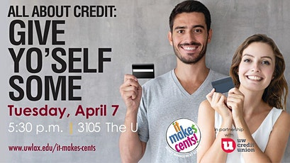 All About Credit: Give Yo'self Some! tickets