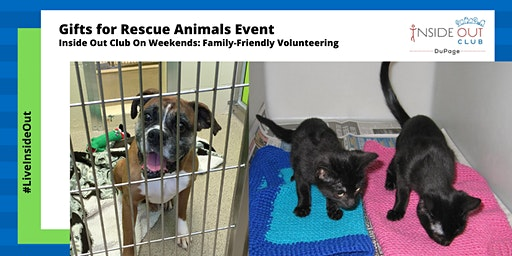 Gifts for Rescue Animals Event
