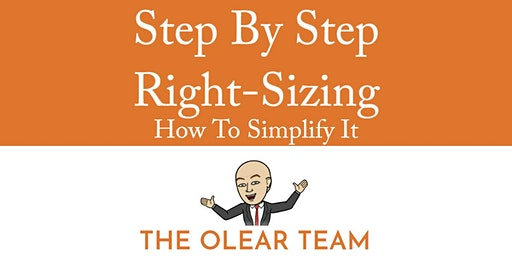 Step By Step Right-Sizing – How To Simplify It
