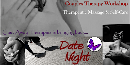 DATE NIGHT - Couples Therapy Workshop: Therapeutic Massage for Neck & Shoulders