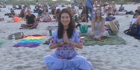 Martes Meditamos En Miami Beach Gratis @goldenagemiami tickets