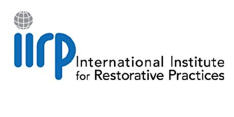 IIRP Restorative Practices Orientation tickets