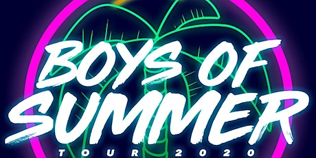 BOYS OF SUMMER TOUR 2020 tickets