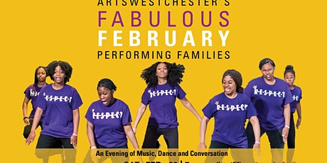 Performing Families: An Evening of Music, Dance and Conversation tickets