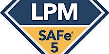 Scaled Agile: SAFe Lean Portfolio Management (LPM) Edison NJ