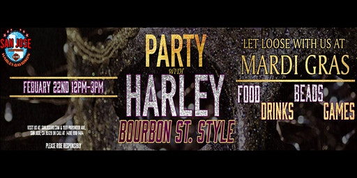 Party with Harley!
