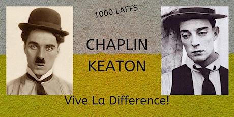 Toronto Silent Film Festival: Chaplin/Keaton-Vive la Difference! tickets