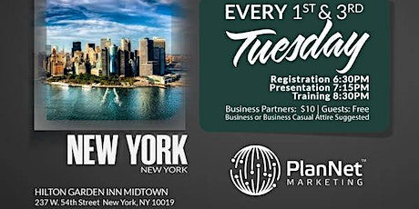 Copy of Become A Travel Business Owner-New York, NY 1st Tuesdays (Carlisa Jones, Baltimore, MD) tickets