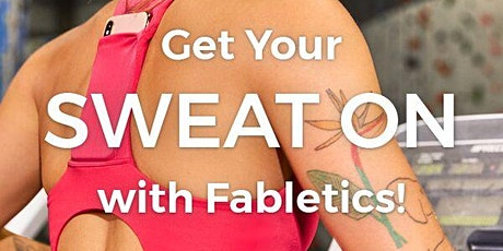 Fabletics x Suns Dancers | Free Workout! tickets