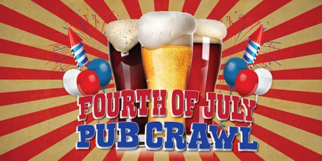 San Francisco Fourth of July Pub Crawl and Hot Dog Eating Contest tickets