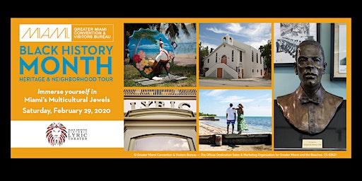 Black History Month Heritage & Neighborhood Tour