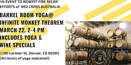 Yoga for a Cause - Support Relief Efforts in Australia tickets