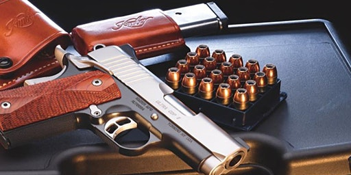 Introduction to Firearm Safety and Concealed Carry Course