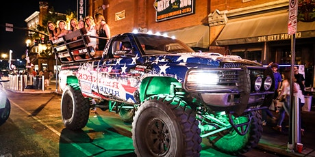 Jack'd Up Monster Truck - 7:00PM tickets