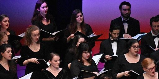 Santa Rosa Junior College Choir & Chamber Singers: Beyond the Horizon