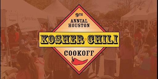 9th Annual Houston Kosher Chili Cookoff