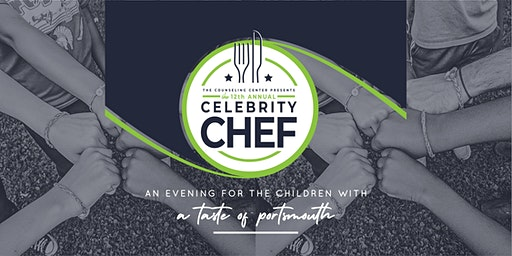 The Counseling Center Presents Celebrity Chef: A Taste of Portsmouth