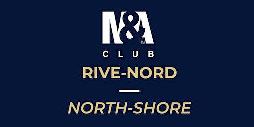 M&A Club Rive-Nord : Réunion du 18 février 2020 / Meeting February 18, 2020