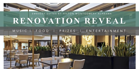 Embassy Suites by Hilton Montgomery AL Renovation Reveal tickets