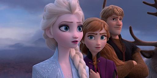 Sunset Park Kids' Cinema Club — Frozen II