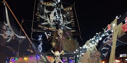Pirates & Parrots Parade Mardi Gras Kemah