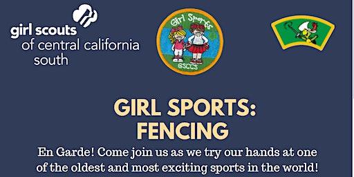 Girl Sports: Fencing - Bakersfield
