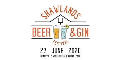 Shawlands Beer & Gin Festival 2020 tickets