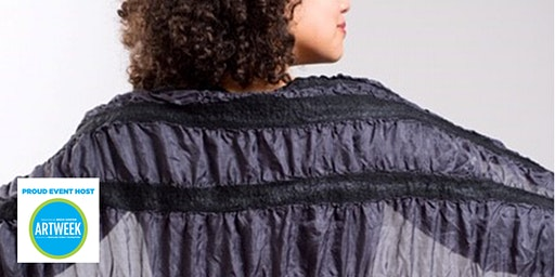 Transformative Clothing:  Sculpted Apparel by Janice Kissinger