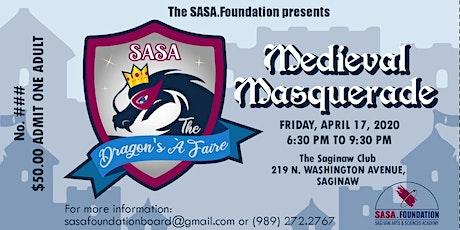 The Dragon's À Faire: Medieval Masquerade tickets