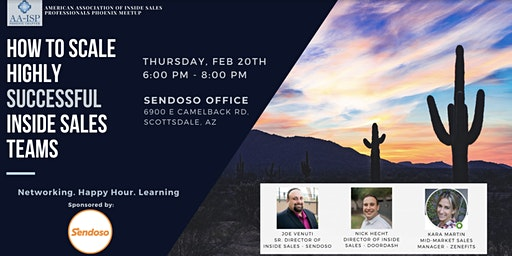 AA-ISP Phoenix Winter Meetup
