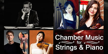 Chamber Music for Strings & Piano tickets