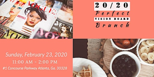 2020 Perfect Vision Board Brunch