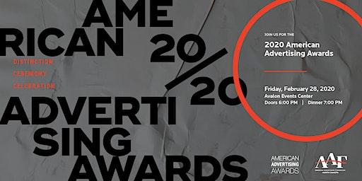 AAF-ND 2020  American Advertising Awards
