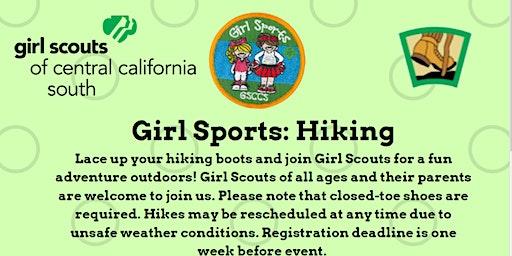 Girl Sports: Hiking - Ridgecrest