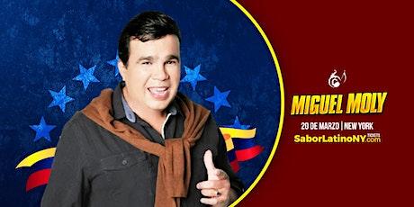 Miguel Moly tickets